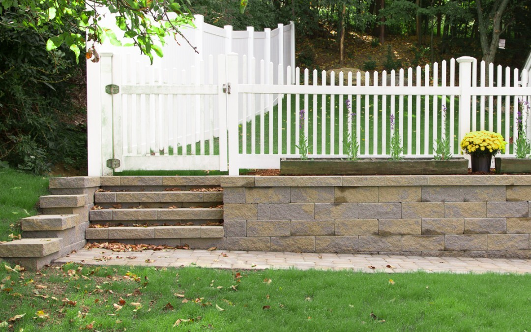 Retaining Wall Ideas: 4 Locations That Will Enhance Your Home
